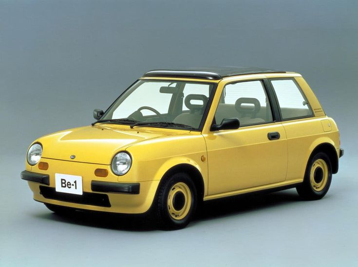 The Little Bee Nissan Be 1 Nissan Datsun Pickup Super Turbo