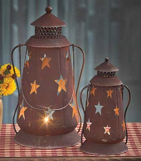 1000 Ideas About Rustic Lanterns On Pinterest Lanterns