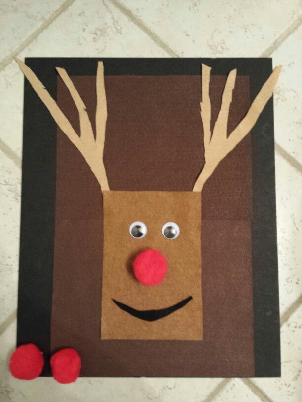 Pin the nose on Rudolph! | Christmas Projects | Pinterest | The o'jays ...
