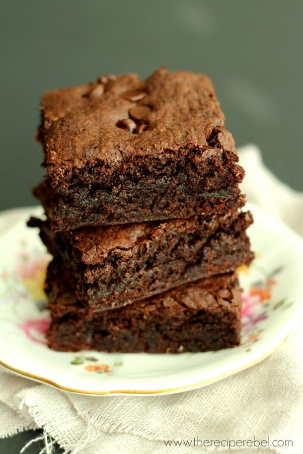 ABSOLUTELY THE BEST BROWNIES EVER