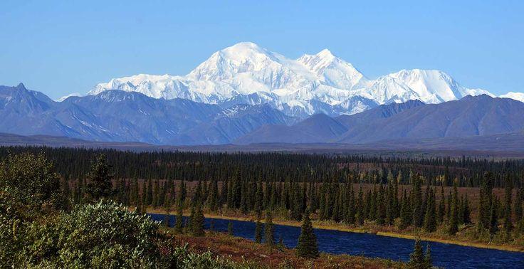 Denali Star, Alaska - Lance King/Getty Images