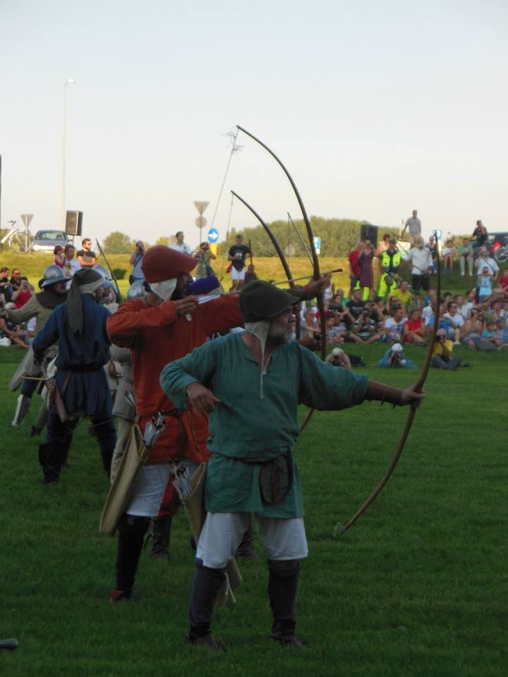 Arcieri Battaglia di Mantova, Archer Battle of Matua