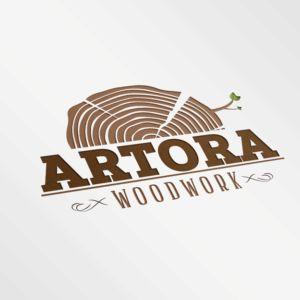 artora_woodwork_logo_mockup