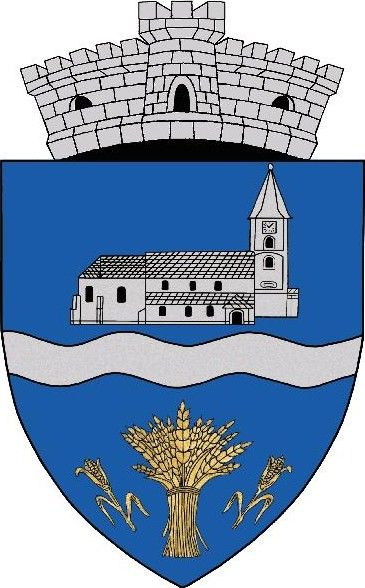 ROU SB Vurpar CoA - Galeria de steme și steaguri ale județului Sibiu - Wikipedia