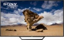 """Sony 40"""" Class (39.5"""" Diag.) - LED - 1080p - Smart - HDTV: 1080p resolution; Motionflow XR 240; Built-in Wi-Fi; X-Reality PRO; Screen mirroring"""