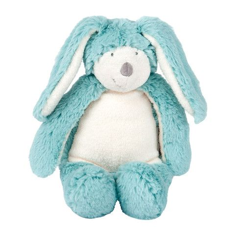 Blue Rabbit Doll from Moulin Roty