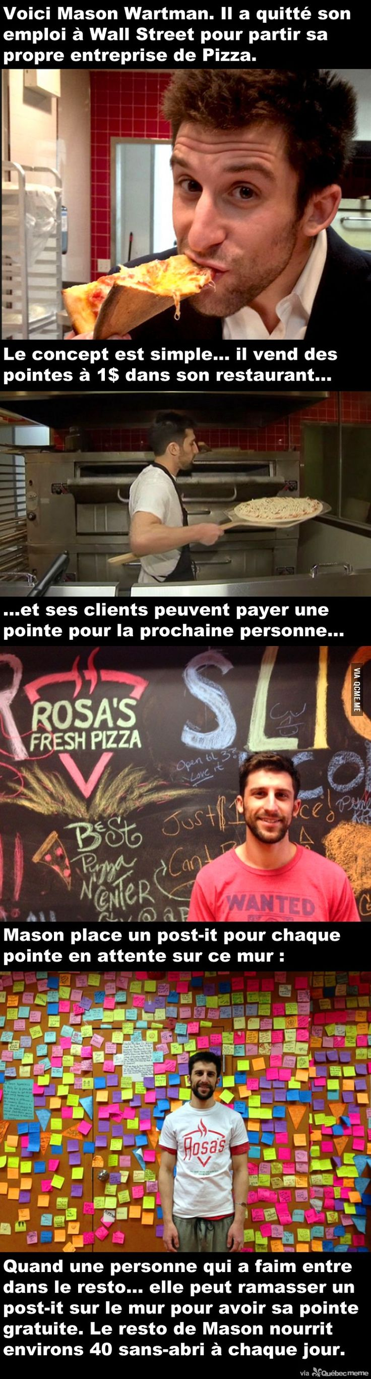 On a absolument besoin d'une personne comme CECI à Montréal – Québec Meme +
