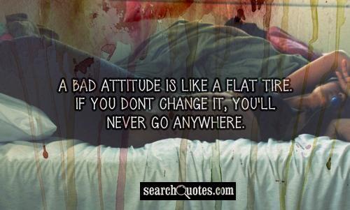 Best 20+ Bad Attitude Quotes Ideas On Pinterest