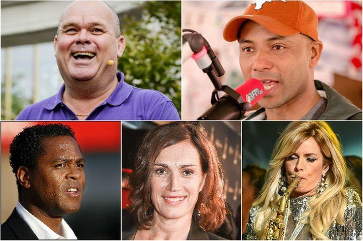 Ruim honderd programmamakers, acteurs, sportmensen en andere Bekende Nederlanders hebben de omroep NTR vrijdag in een open brief gevraagd Zwarte Piet definitief uit te zwaaien.