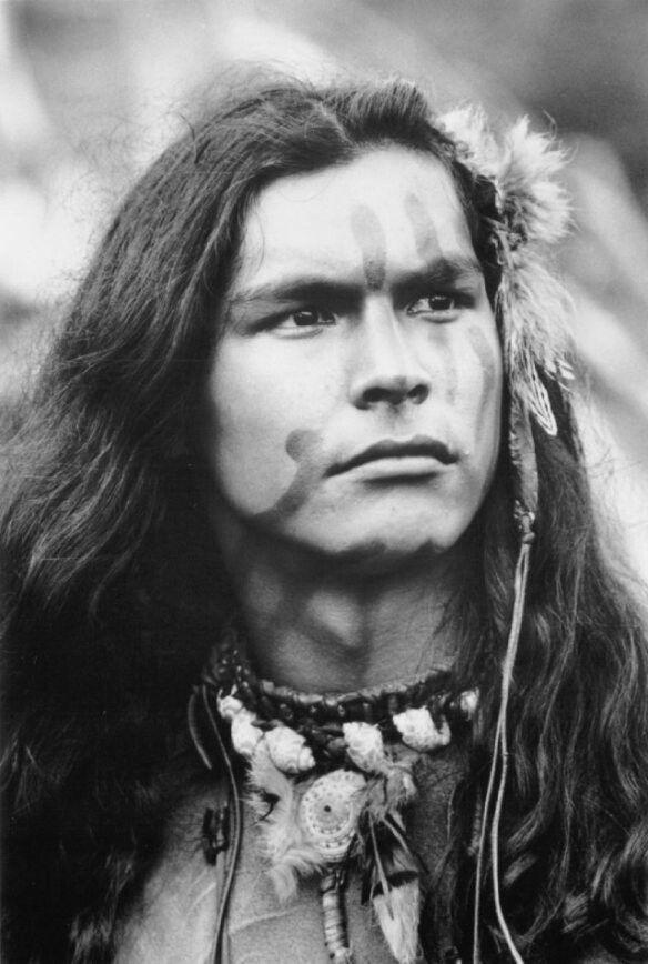 Adam Beach -love native American men!
