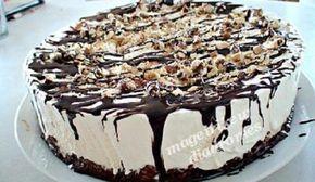 Τούρτα παγωτό πανεύκολη από την Ηλιάννα και τις «Μαγειρικές Διαδρομές» !