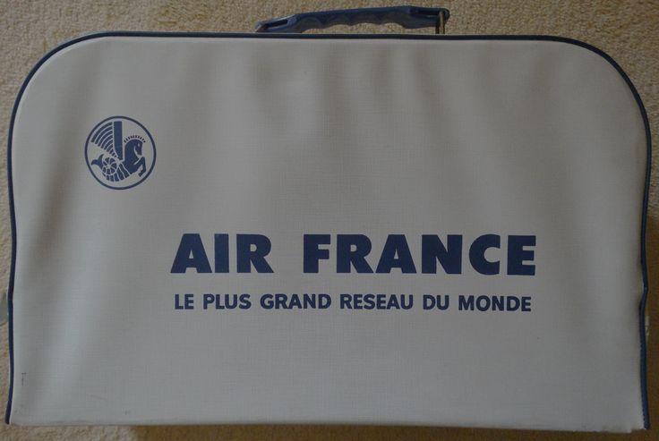 Une autre belle Air France. Années 50 ou début années 60.