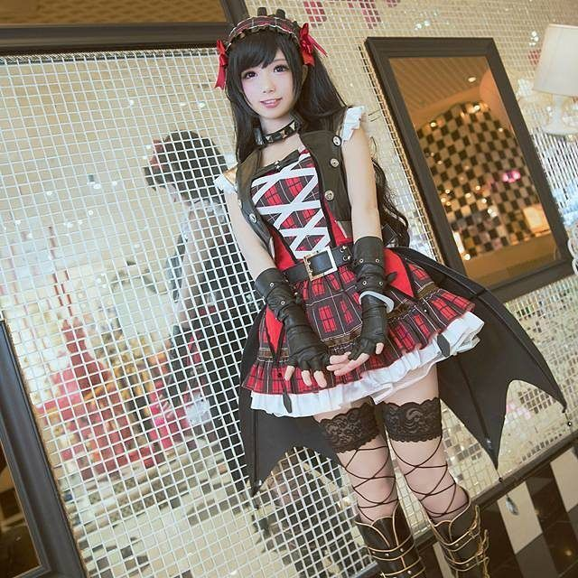 "Gefällt 1,611 Mal, 3 Kommentare - Cosplay photo&snap collecter (@cosplayusb) auf Instagram: ""Cos : Idols Memories - Hoshi Nanami Cosplayer : 茶叶小果 #cosplay #idolsmemories #nanami"""