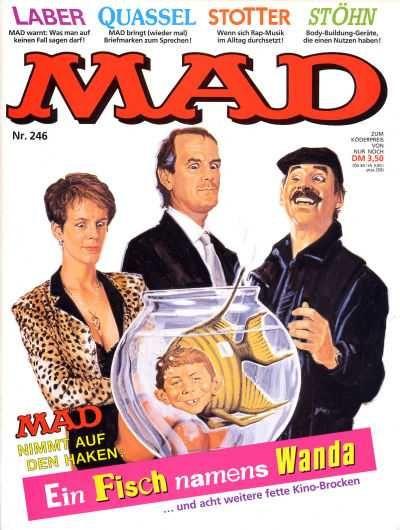 Mad #246 - Ein Fisch Namens Wanda