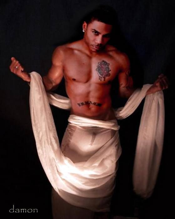 Nelly naked