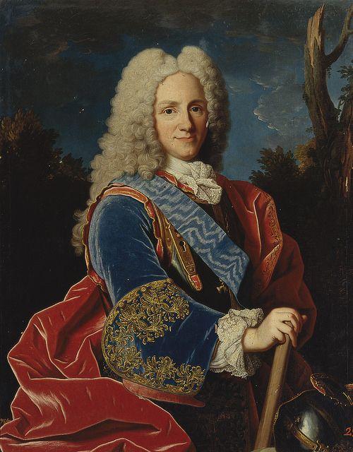 Don Felipe V de Borbón (1683-1746), Rey de las Españas y de las Indias de 1700 a 1746.
