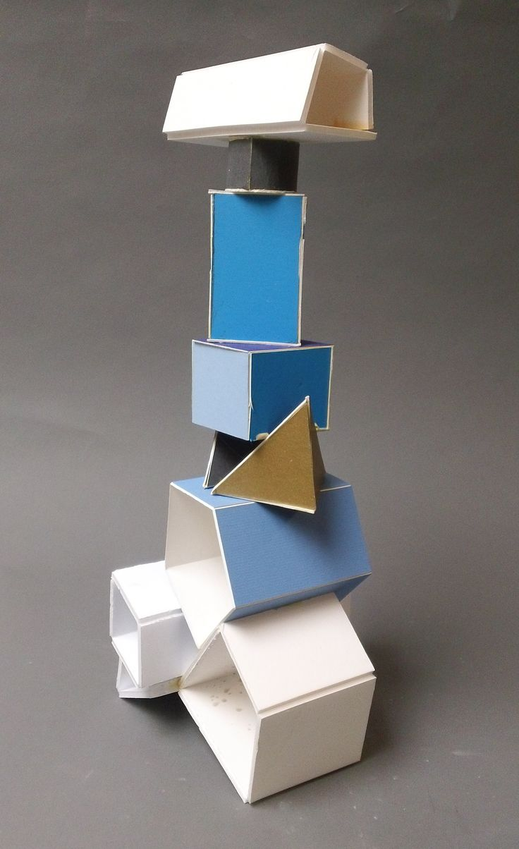 139 best geometric matte board tower images on pinterest towers and class projects