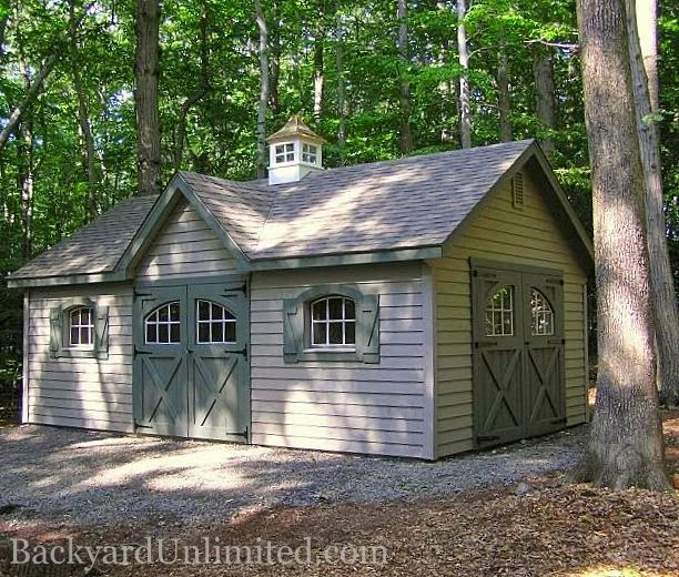 124 Best Images About Storage Sheds Studios Backyard