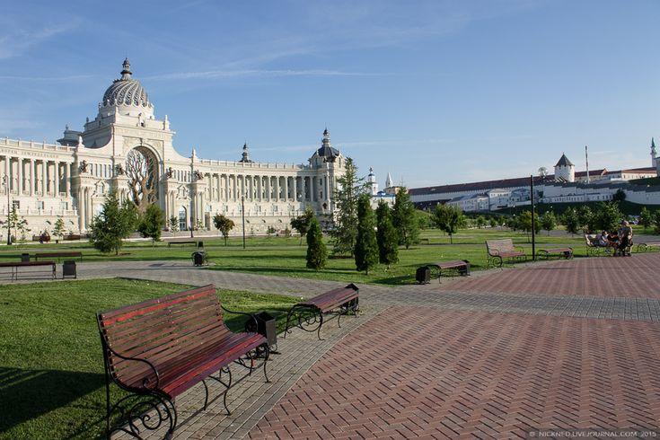 Города и веси России - Самый благоустроенный город России
