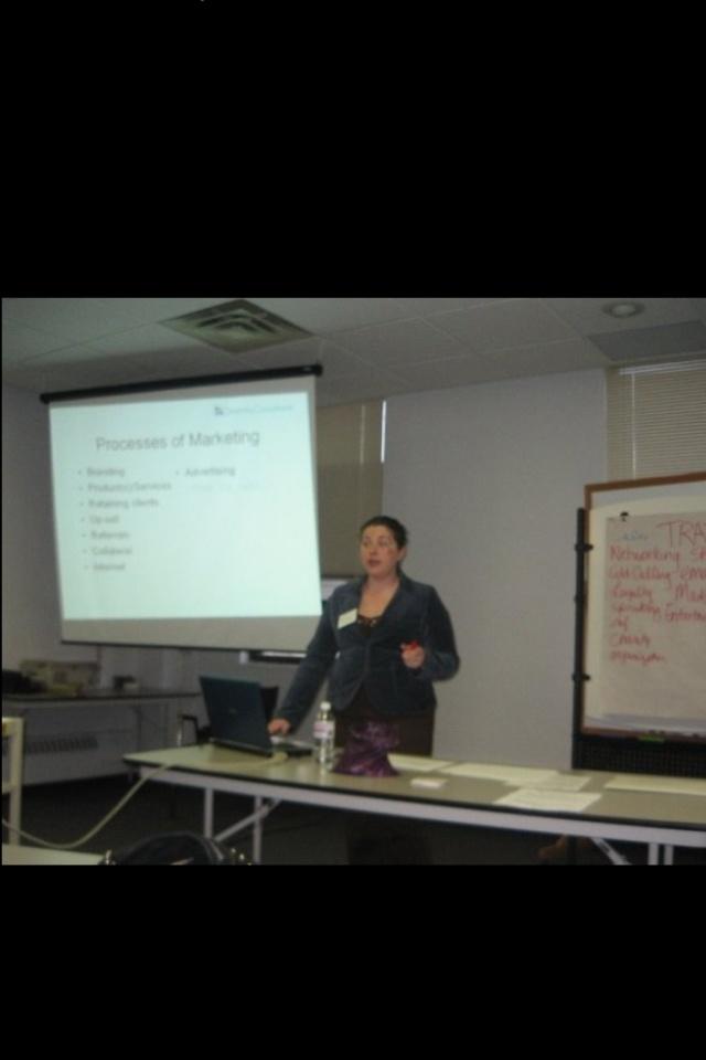 Presenting Marketing Workshop
