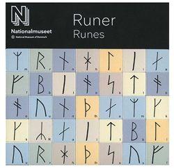 Runesæt - magneter