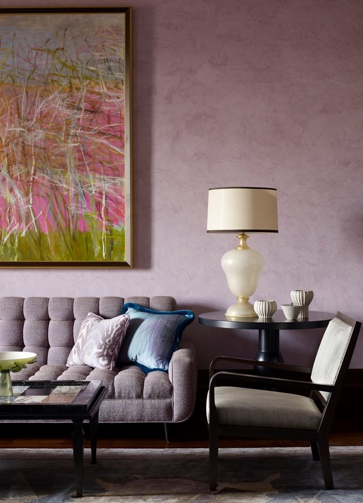 Exceptional Mauve Living Room Part - 13: Mauve Living Room | Interiors #1 | Pinterest | Mauve Living Room, Living  Rooms And Room