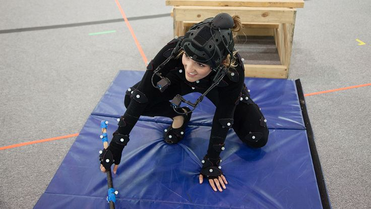 The Past, and Future of Motion Capture