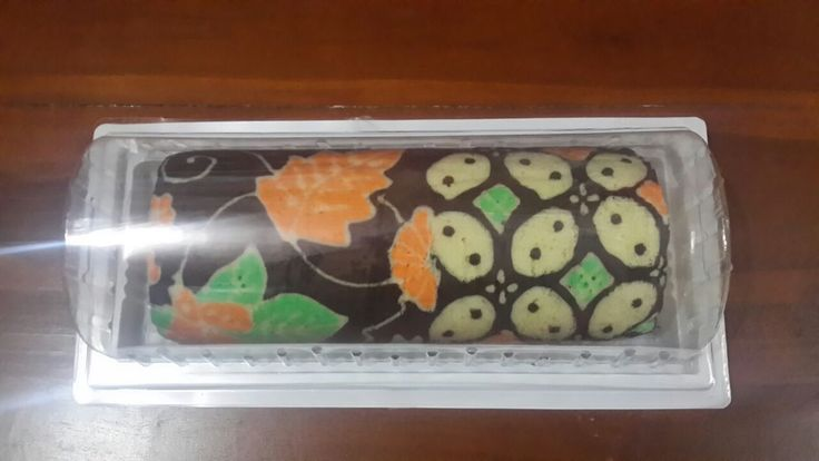Batik Solo - Roll Cake