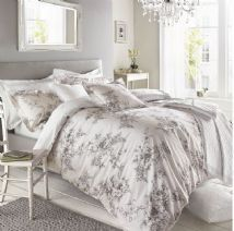 Holly Willoughby Jenna Bedding Beautiful floral, french themed bedroom inspriation http://www.coatez.co.uk/holly-willoughby-jenna-bedding-84-c.asp
