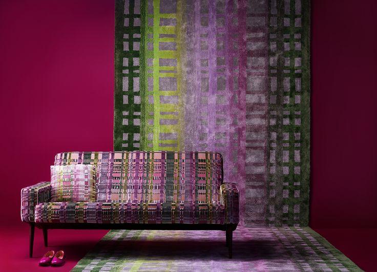 de new vintage bank van dutch seating company in designers guild stof  colonnade presentatie tijdens de. 127 best Furniture images on Pinterest   Designers guild  Sofas