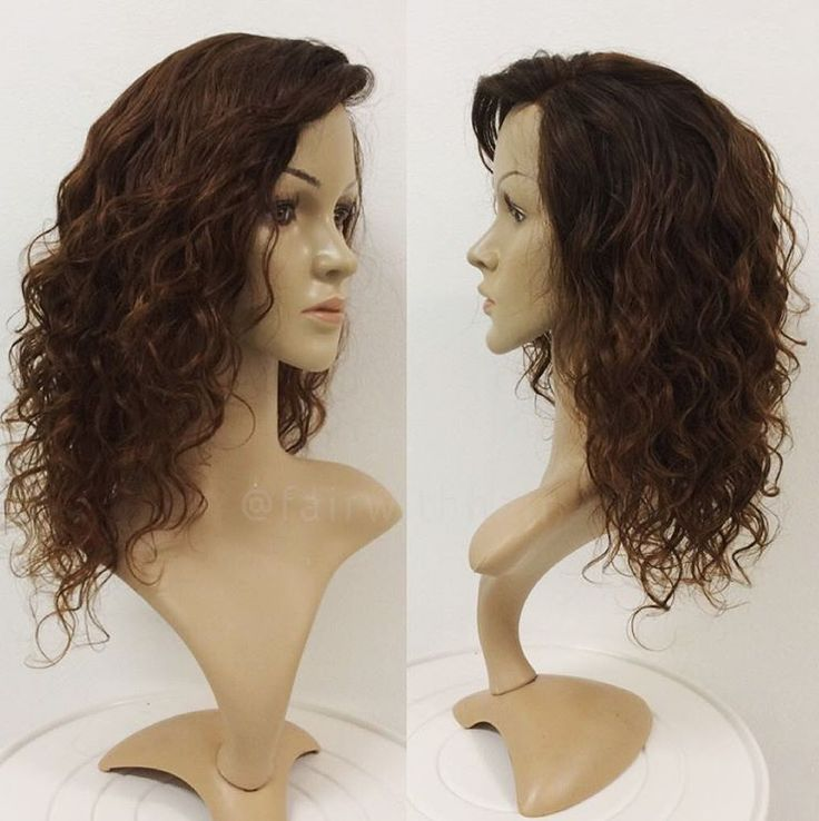 front lace wig with real hair