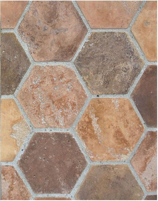Bb30 6 Hexagon Normandy Cream Our Kitchen Tiles Will Be