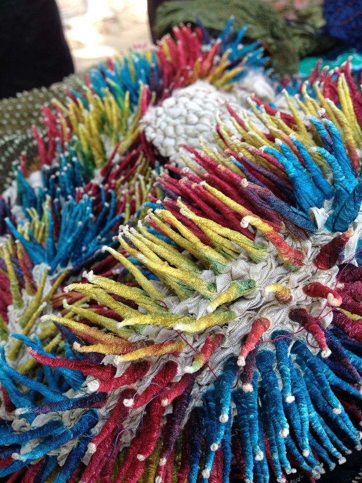 Bandhani or Indian tie&dye
