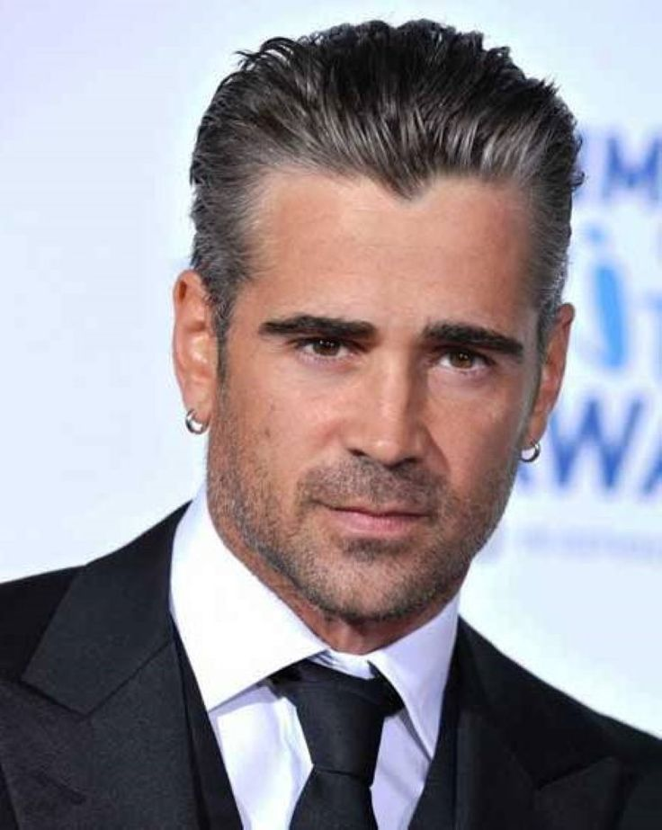 Colin Farrell Best Mens Celebrity Hairstyles 2014 – 2015