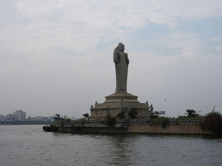 Mahatma Buddha statue of Hyderabad is a monolith located in India. It is the world's tallest monolith of Gautam Buddha.