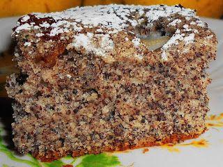 Nagyi titkai a házias ízekről receptekkel: Bögrés mákos sütemény