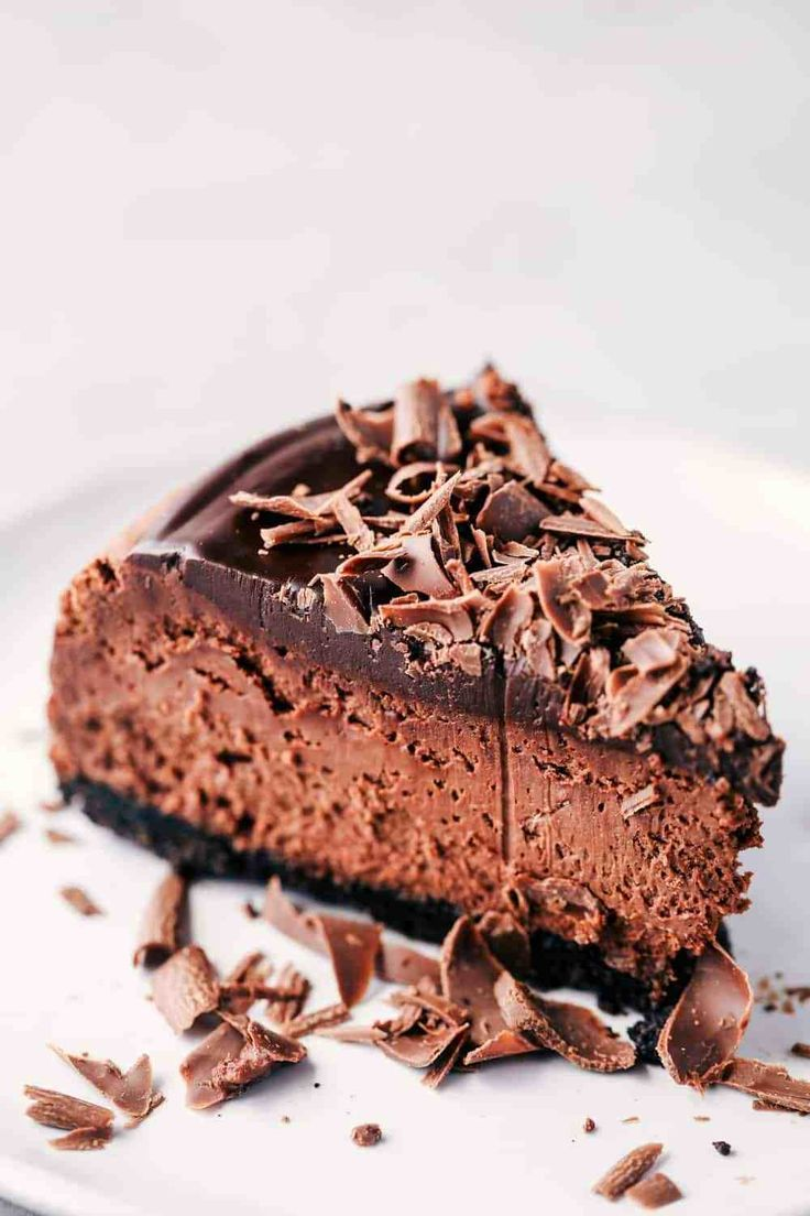 Death by Chocolate Cheesecake Easy Recipe – #Cheesecake #Chocolate #Death #Easy …