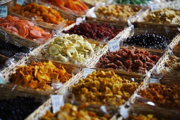 БЛОГ ПОЛЕЗНОСТЕЙ: О пользе некоторых сушеных продуктов