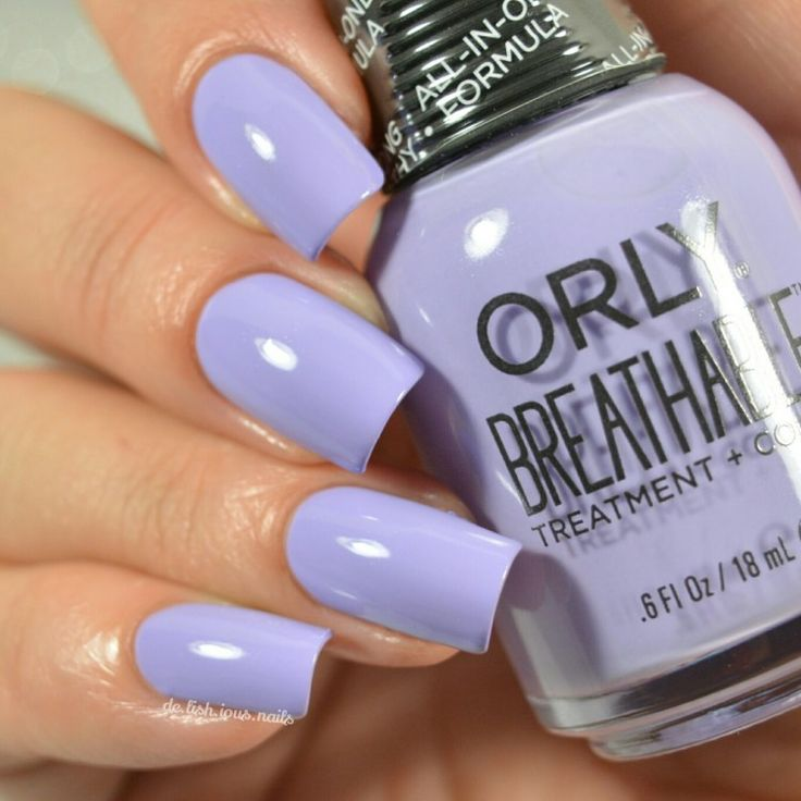 Orly Breathable Treatment + Color Just Breathe