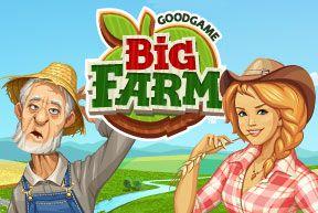 Goodgame Big Farm Big Farm ile eğlencenin doruklarına tırmanın.. Empire oyununun üreticisi Goodgame, yeni oyunu Big Farm ile oyunseverlerle. Online çiftlik oyunu olan Goodgame Big Farm, Türkçe dili sayesinde oyuncuların gönlünde taht kuracak. Muhteşem görsel efektleri ile diğer online çiftlik oyunlarından çok daha fazla özellikle karşılaşacaksınız.  http://bigfarm.goodgamestudios.com/?w=164902