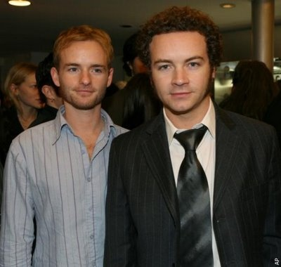 danny & Christopher masterson