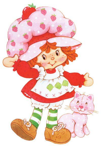 Strawberry Shortcake (The Original 1980s Version)