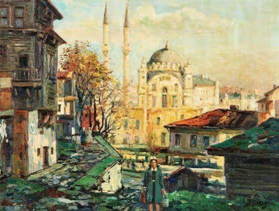 Ibrahim Safi   - Dolmabahçe Istanbul