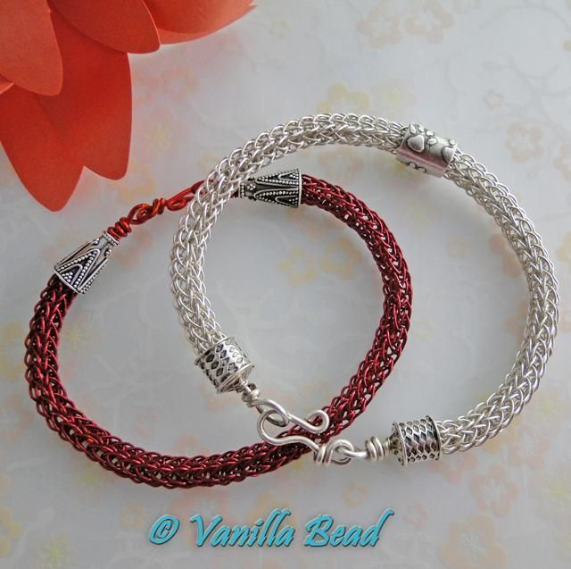 viking knit  | Viking Knit ... by Vanilla Bead | Jewelry Pattern