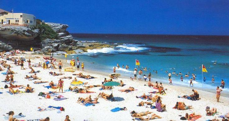 Tamarama-beach