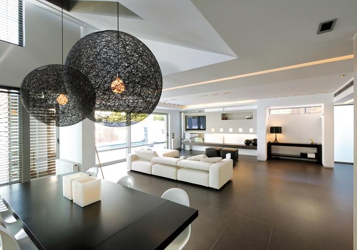 Residence in Glyfada, #Greece | Designed by Manolis Avdis | See more @ ek-mag.com #interior_design #architecture #design #ek_magazine