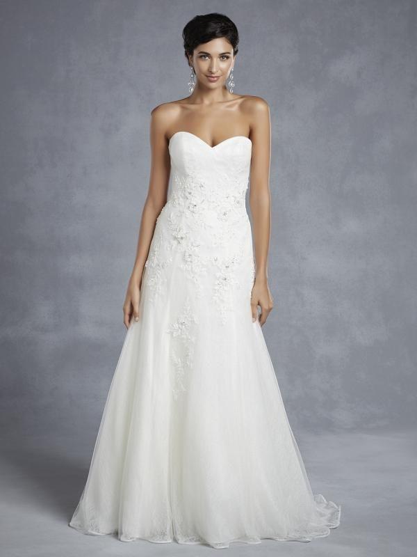 Igen Szalon wedding dress- BT15-25 #igenszalon #beautiful #weddingdress #bridalgown #eskuvoiruha #menyasszonyiruha #eskuvo #menyasszony #Budapest