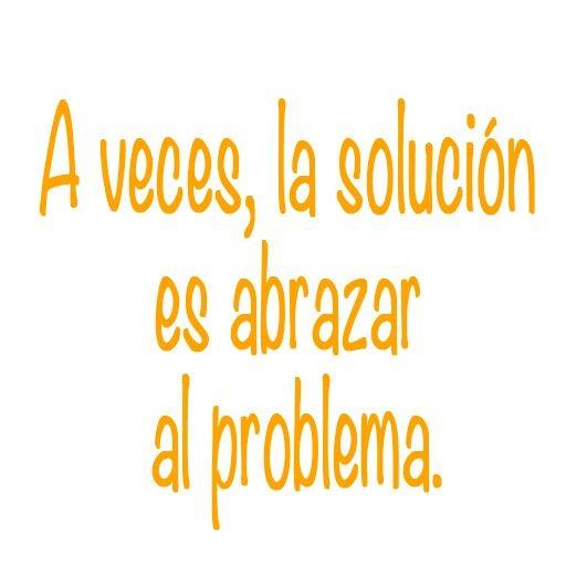 La solución