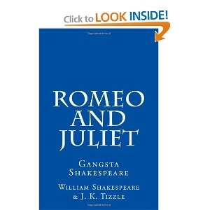 33 best musings of a bibliophile images on pinterest books book romeo and juliet gangsta shakespeare william shakespeare j k tizzle 9781438245980 amazon fandeluxe Choice Image