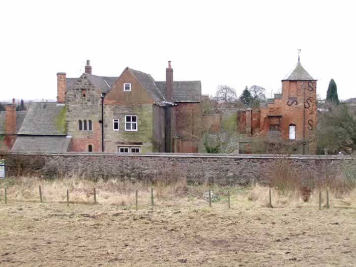 Old Hall Groby
